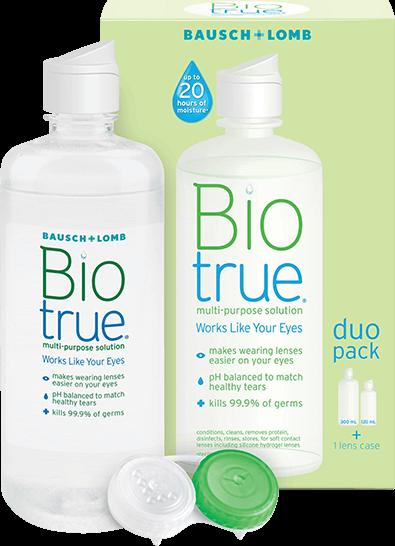 Biotrue® Multi-Purpose Solution