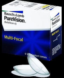 PureVision for Presbyopia