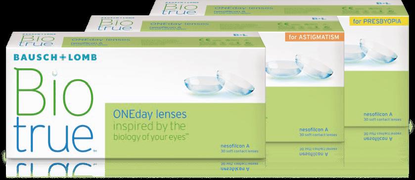 biotrue one day lenses