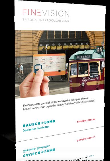finevision brochure