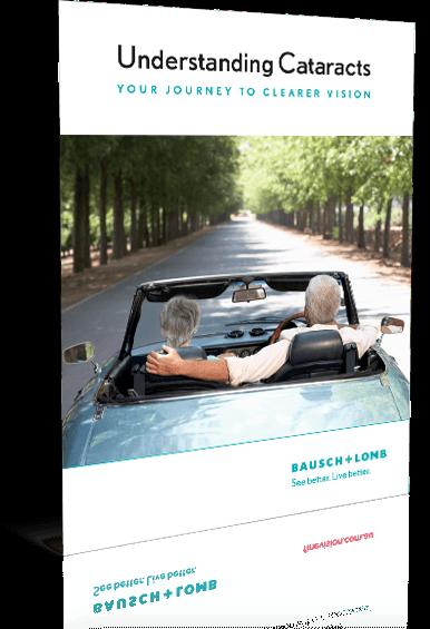 understanding cataracts brochure