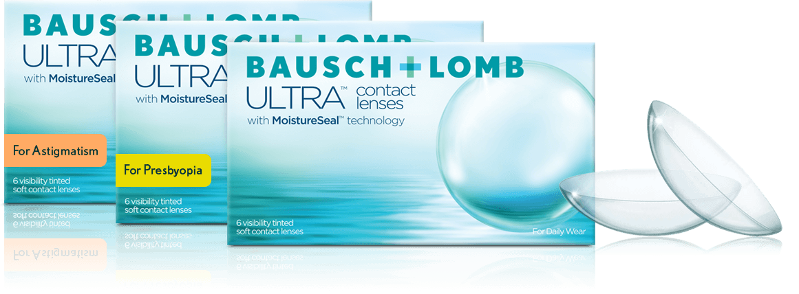 Ultra Monthly Contact Lenses products