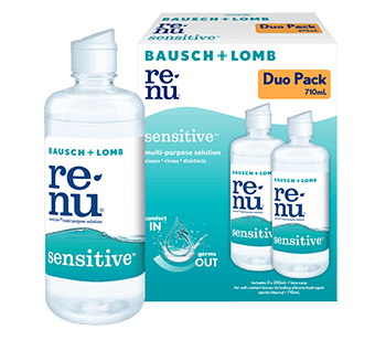 Renu Sensitive Duo 710mL